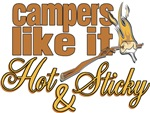 Hot & Sticky Campers