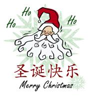 Merry Christmas (Chinese)