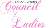 Big Bang Theory Council of Ladies