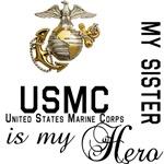 USMC My Sister MY Hero