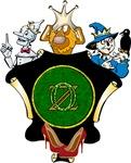 OZ Characters Shield
