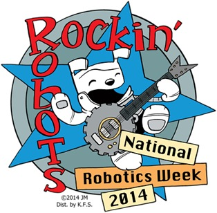 National Robotics Week 2014