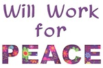 Will Work for Peace
