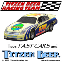 Titzen Beer Racing - American Iron