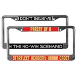 Star Trek License Plate Frames