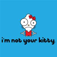 Not your kitty