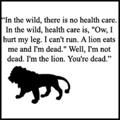 Dwight - Lion