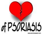 The Heartbreak of Psoriasis