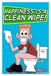 Happiness is a Clean Wipe