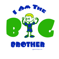 I Am The Big Brother Shirts and More