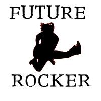 Girls Future Rocker Graphic Tees