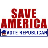 Save America Vote Republican