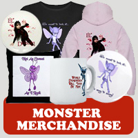 Monster : Tees, Gifts &  Apparel