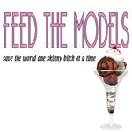 Feed The Models Sundae