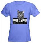 APPAREL - NORA THE PIANO CAT™