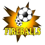 FIREBALLS SOCCER TEAM T-SHIRTS AND GIFTS