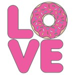 Donut Love Strawberry