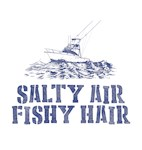 Salty Air Fishy Hair