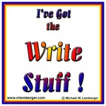 ESPECIALLY FOR WRITERS