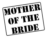 Mother of the Bride Stamp T-Shirts