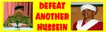 Defeat Hussein