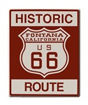 Fontana Route 66