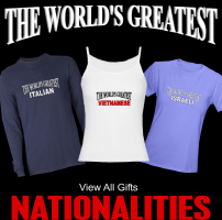 The World's Greatest Nationalities