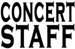 Concert Staff