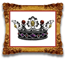 King & Queen Crowns