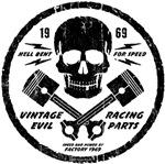 Vintage Evil 012