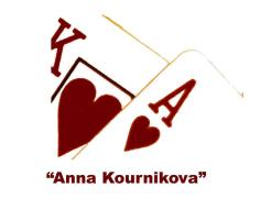 """Anna Kournikova (Ace/King)"" Poker Shirts"