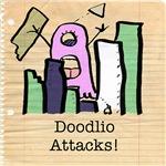 Doodlio Attacks