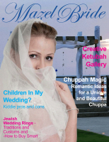 Mazel Bride Magazine