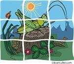 Clever Grasshopper