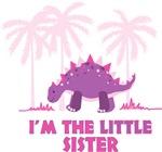 I'm the Little Sister Dinosaur