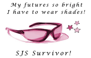 Bright Future SJS Survivor