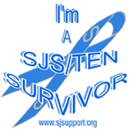I'm a SJS TEN Survivor1010