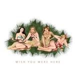 Hula Girls Wishing You Were Here