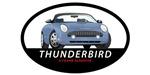 2002-2005 Ford Thunderbird Blue Metallic