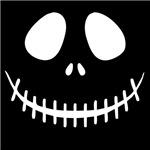 Skeleton Face