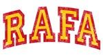 Rafa Red & Yellow