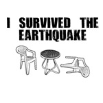 I Survived The Earthquake