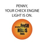 Penny's Check Engine Light