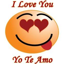 I Love You/Yo Te Amo