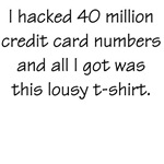 I hacked 40 million credit cards