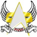 Star Trek Paris Tattoo