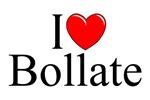 I Love (Heart) Bollate, Italy