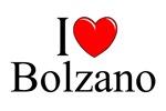 I Love (Heart) Bolzano, Italy