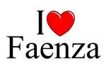 I Love (Heart) Faenza, Italy