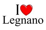 I Love (Heart) Legnano, Italy